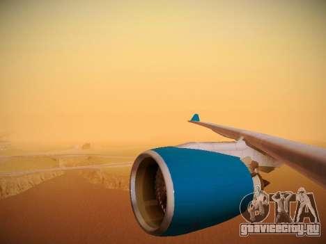 Airbus A330-200 Vietnam Airlines для GTA San Andreas колёса