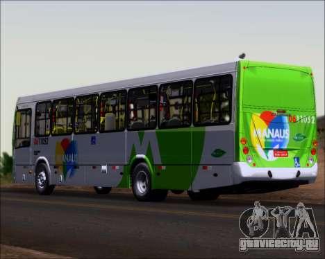 Marcopolo Torino 2007 - Volksbus 17-230 EOD для GTA San Andreas вид снизу