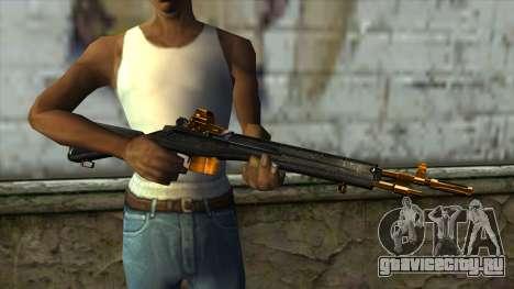 Nitro Rifle для GTA San Andreas третий скриншот