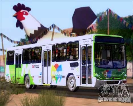 Marcopolo Torino 2007 - Volksbus 17-230 EOD для GTA San Andreas вид слева