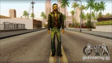 Lee Everett для GTA San Andreas
