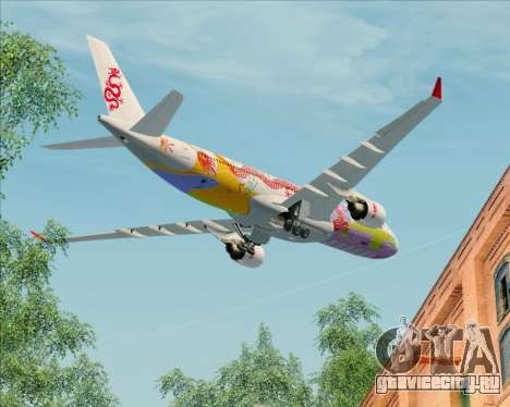 Airbus A330-300 Dragonair (20th Year Livery) для GTA San Andreas двигатель