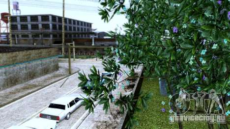 Grand ENB для Слабых ПК для GTA San Andreas третий скриншот
