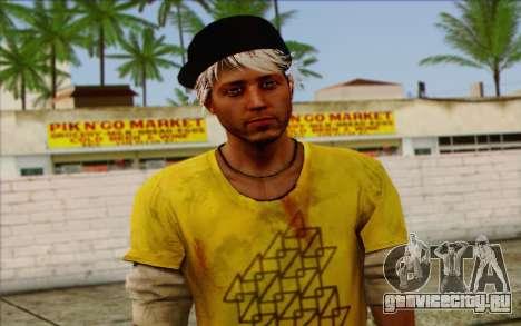 Oliver Carswell для GTA San Andreas третий скриншот