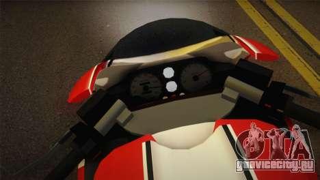 Bati RR 801 для GTA San Andreas вид сзади слева