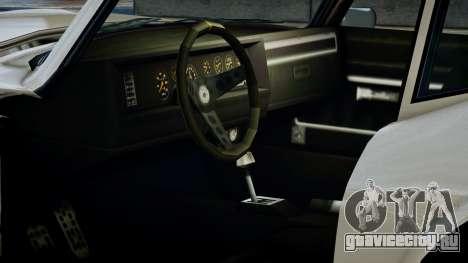 GTA 5 Coquette Classic для GTA 4 вид справа
