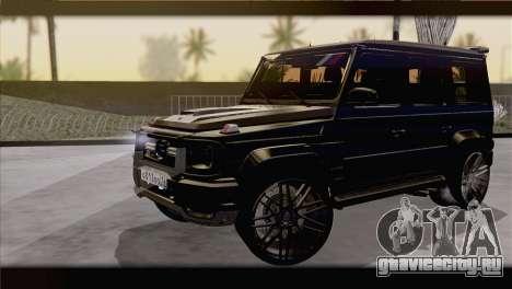Brabus B65 v1.0 для GTA San Andreas