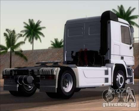 Mercedes-Benz Actros 3241 для GTA San Andreas вид слева