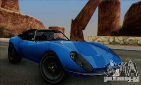 Grotti Stinger 1.0 (HQLM) для GTA San Andreas