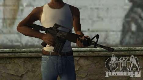 AMCAR B82 From Pay Day 2 для GTA San Andreas третий скриншот
