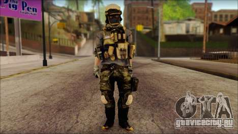 Support from BF4 для GTA San Andreas