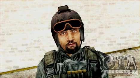 Боец (PLA) v4 для GTA San Andreas третий скриншот