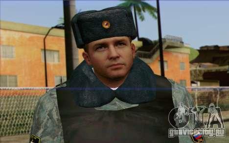 Полиция России Скин 5 для GTA San Andreas третий скриншот
