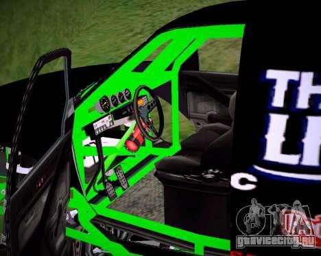 Liberator Online Version (Pirate Flag) для GTA San Andreas вид сзади слева