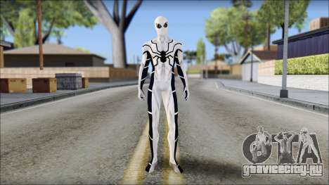 Future Foundation Spider Man для GTA San Andreas