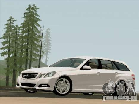 Mercedes-Benz E250 Estate для GTA San Andreas