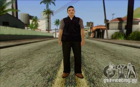 Introduction Mobster для GTA San Andreas