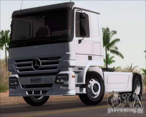 Mercedes-Benz Actros 3241 для GTA San Andreas вид справа