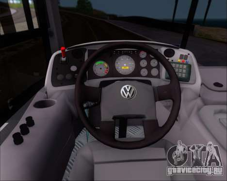 Marcopolo Torino G7 2007 - Volksbus 17-230 EOD для GTA San Andreas вид сверху