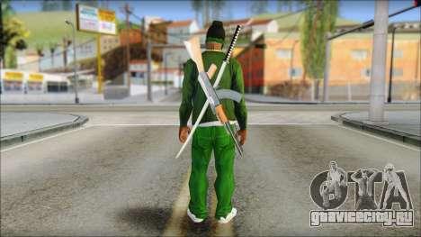New CJ v6 для GTA San Andreas второй скриншот