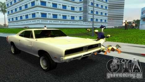 Dodge Charger 1967 для GTA Vice City