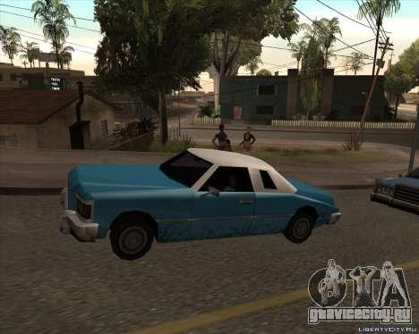 Idaho для GTA San Andreas вид слева