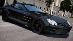 Mercedes SLR McLaren для GTA 4