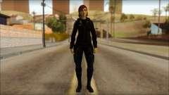 Mass Effect Anna Skin v10