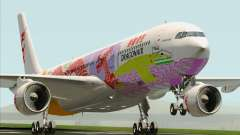 Airbus A330-300 Dragonair (20th Year Livery) для GTA San Andreas