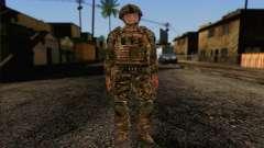 Британский солдат (ArmA II: BAF) v3