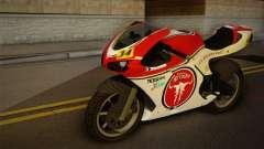 Bati RR 801 для GTA San Andreas