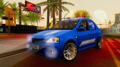 Dacia Logan Tuning Rally (B 48 CUP) для GTA San Andreas