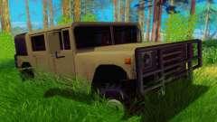New Patriot для GTA San Andreas