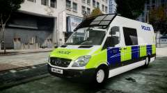 Mercedes-Benz Sprinter Police 2014