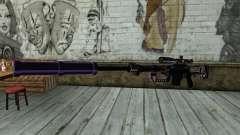 PurpleX Sniper Rifle