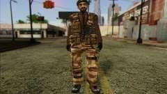 Солдат МЕК (Battlefield 2) Skin 5