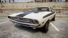 Dodge Challenger 1971 v2.2 PJ1 для GTA 4