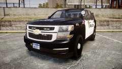 Chevrolet Tahoe 2015 LCPD [ELS] для GTA 4