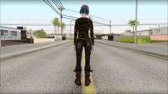 Взрослая Клементина для GTA San Andreas