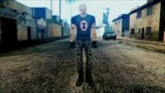 Manhunt Ped 13 для GTA San Andreas