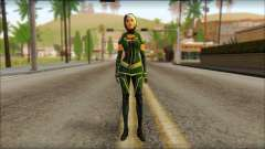 Rogue Deadpool The Game Cable для GTA San Andreas