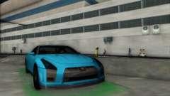 Nissan GT-R Prototype