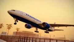 Boeing 777-212ER Transaero Airlines