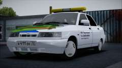 ВАЗ 2110 Лицо Лягушки для GTA San Andreas