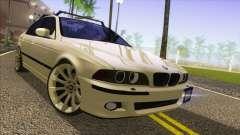 BMW M5 E39 2003 Stance