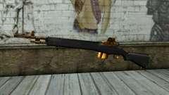 Nitro Rifle для GTA San Andreas