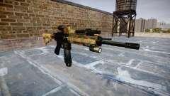 Автоматический карабин Colt M4A1 jungle