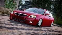 Lada Priora Coupe для GTA 4