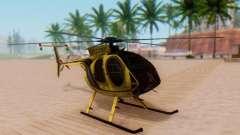 Вертолет MD500E v2