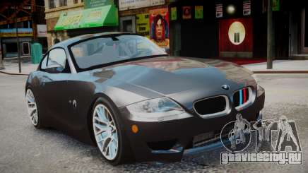 BMW Z4M для GTA 4